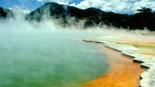 Hells Gate Geothermal Park Combo Package