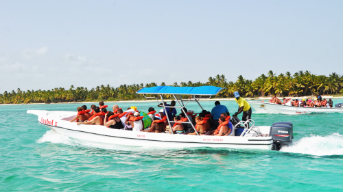Full-Day Saona Classic Tour
