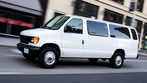 Private Van: Salt Lake City Airport (SLC)