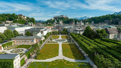 Guided City Tour & 24-Hour Salzburg Card