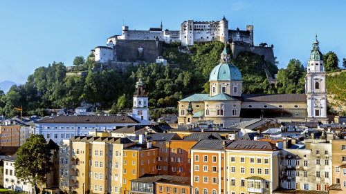 Small-Group Salzburg Excursion by Luxury Vehicle