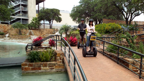Morning Segway Sightseeing Tour