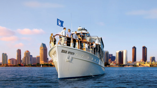 Harbor Cruise of San Diego Bay by Hornblower Cruises & Events