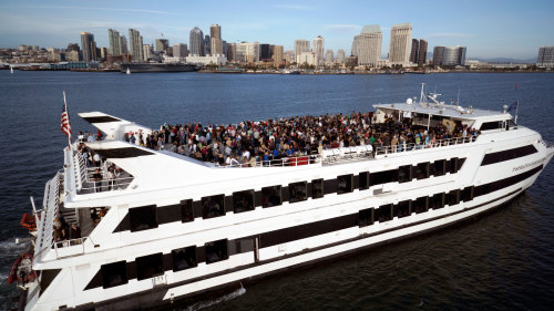 Champagne Brunch Cruise by Hornblower Cruises & Events