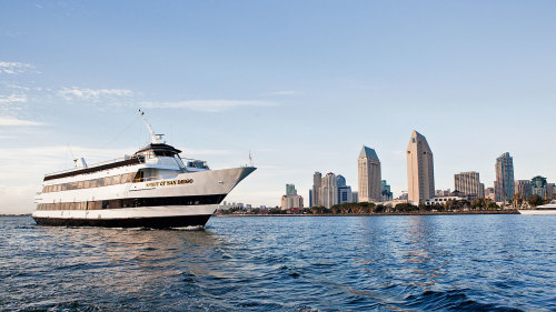 City Harbor Sightseeing Cruise by Flagship Cruises & Events