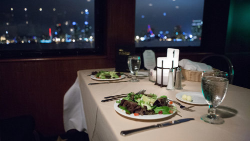 Dinner & Dancing Harbor Cruise by Flagship Cruises & Events