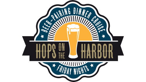 Hops on the Harbor Dinner Cruise with Beer Tastings by Flagship Cruises & Events