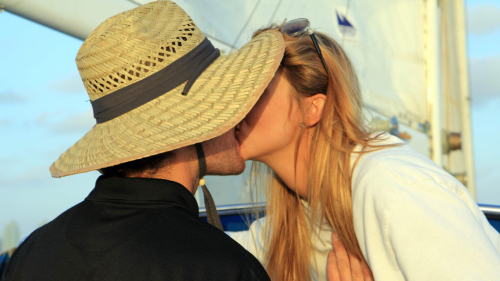 Private Sunset Sailboat Cruise for Couples by San Diego Sailing Tours