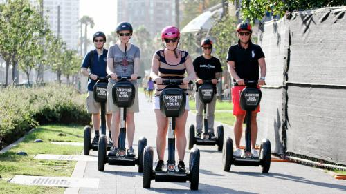 City Highlights Segway Tour by Another Side Tours