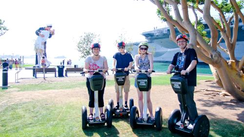 Embarcadero Segway Tour by Another Side Tours