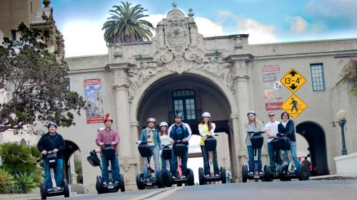 Balboa Park Segway Tour by Another Side Tours