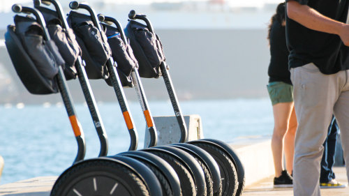 Mission Bay Segway Tour by Another Side Tours