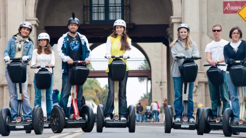 Private Balboa Park Segway Tour by Another Side Tours