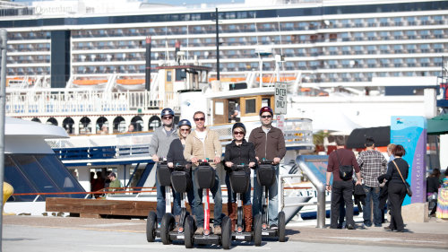 Private Coronado Segway Tour by Another Side Tours