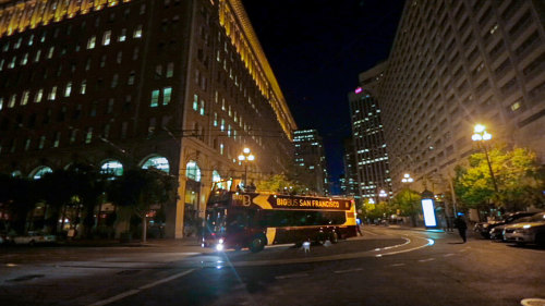 Panoramic Night Tour by Big Bus