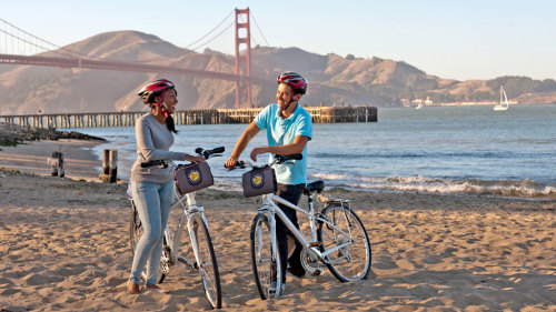 Self-Guided Bike Tour by Bay City Bike
