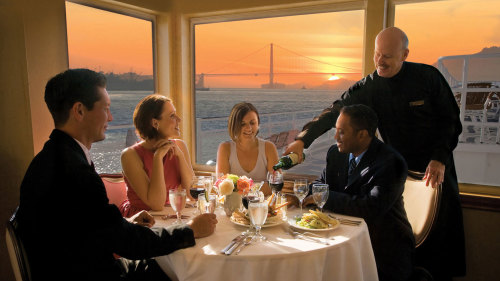 Dinner & Dancing Cruise by Hornblower Cruises & Events