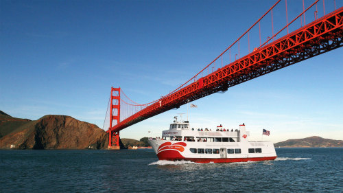 Bridge to Bridge Cruise by Red & White Fleet