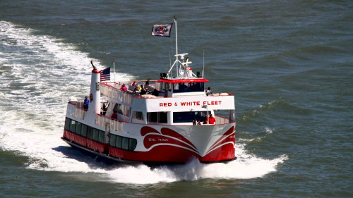 Golden Gate Bay Cruise by Red & White Fleet