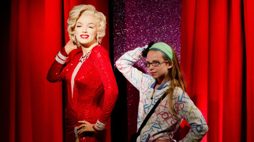 Admission to Madame Tussauds Wax Museum