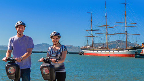 Private Segway Tour of Waterfront & Hills by San Francisco Electric Tour Company