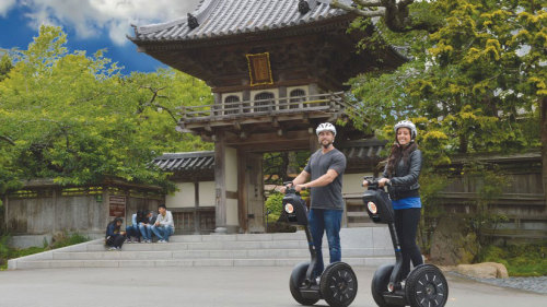 Private Golden Gate Park Segway Tour by San Francisco Electric Tour Company