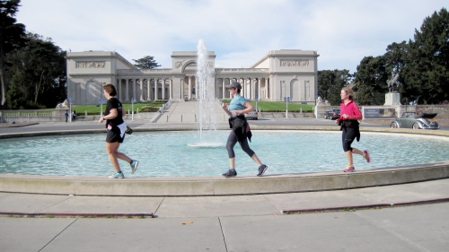 Land's End & Legion of Honor Running Tour by Explore San Francisco