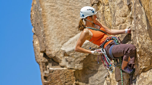 Beginner Rock Climbing Lesson by Adventure Out