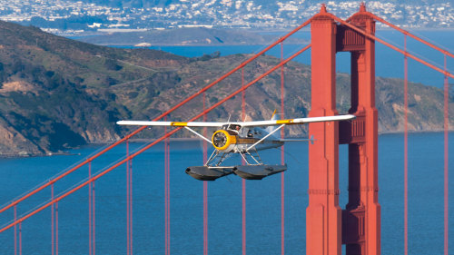 City Sites Seaplane Tour by Seaplane Adventures