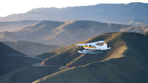 Greater Bay Area Seaplane Tour by Seaplane Adventures