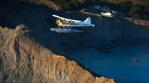 City, Marin & the NorCal Coast Seaplane Tour by Seaplane Adventures