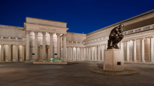 Legion of Honor Admission
