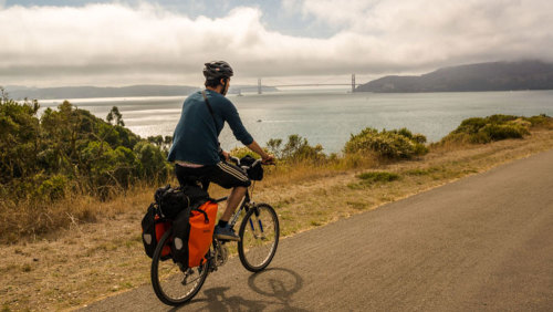 2-Day Bike Adventure on Angel Island by Pedal Inn Bike Tours