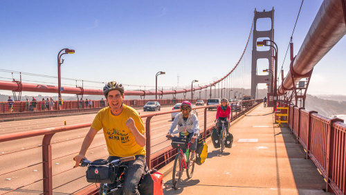 2-Day Bike Adventure in China Camp State Park by Pedal Inn Bike Tours