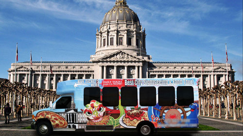 Insider's San Francisco Sightseeing Bus Tour with Food Tastings