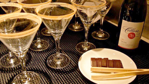 Ultimate Gourmet Chocolate Tour with Wine, Beer & Cocktail Pairings by Gourmet Walks