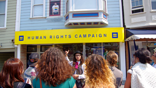 The Castro & the Gay Rights Movement Walking Tour by Wild SF Tours