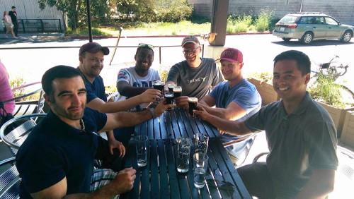 Thirsty Thursdays Breweries Tour in Santa Rosa by Brew Brothers Brewery Tours