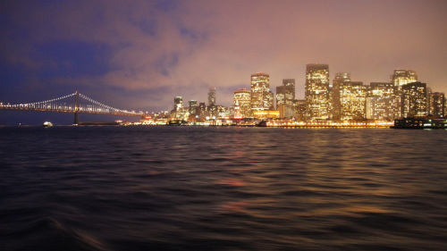 California Twilight Cruise with Drinks & Appetizers by Red & White Fleet