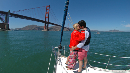 Private Sailing Cruise on the Bay by Captain San Francisco