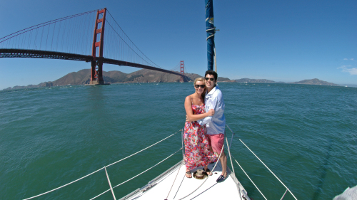 Private Full-Day Sailing Tour by Captain San Francisco