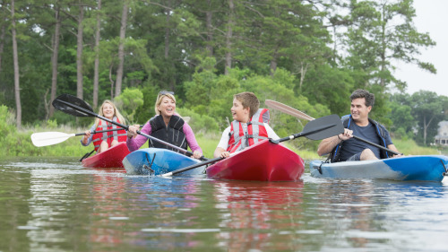 Russian River Kayak Tour with Picnic Lunch by Getaway Adventures