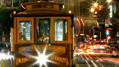 Combo Package: Muir Woods & Evening City Sightseeing by Tower Tours
