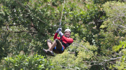 Sarapiqui Canopy Zipline & Rainforest Adventure with Lunch