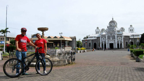 Cartago Train & Bicycle Tour