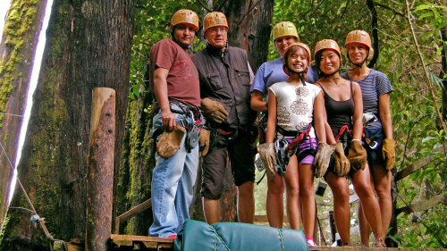 Half-Day Canopy Zipline Adventure