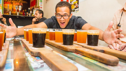 The Art of Craft Beer Tour