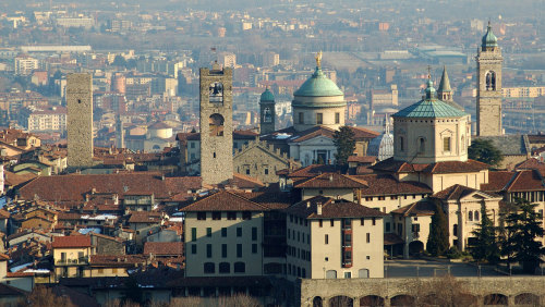 Bergamo, Brembana Valley & San Pellegrino Terme Full-Day Tour