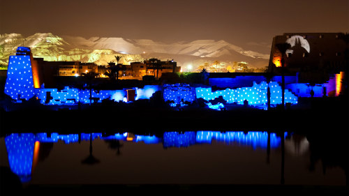 Karnak Temple Sound & Light Show