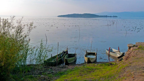 Small-Group Treasures of Lake Trasimeno Tour